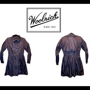 Woolrich Trench Rain Coat Waterproof